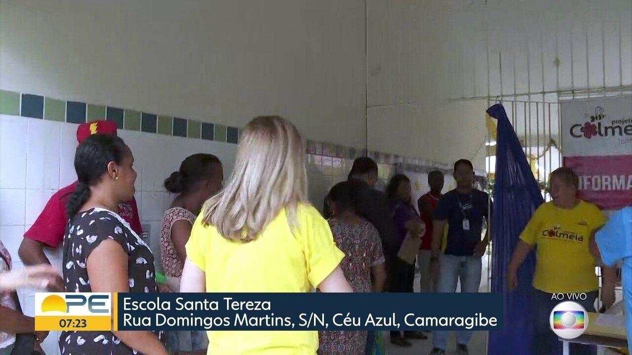 Projeto Colmeia faz mutirão com 80 serviços gratuitos de saúde, cidadania e beleza