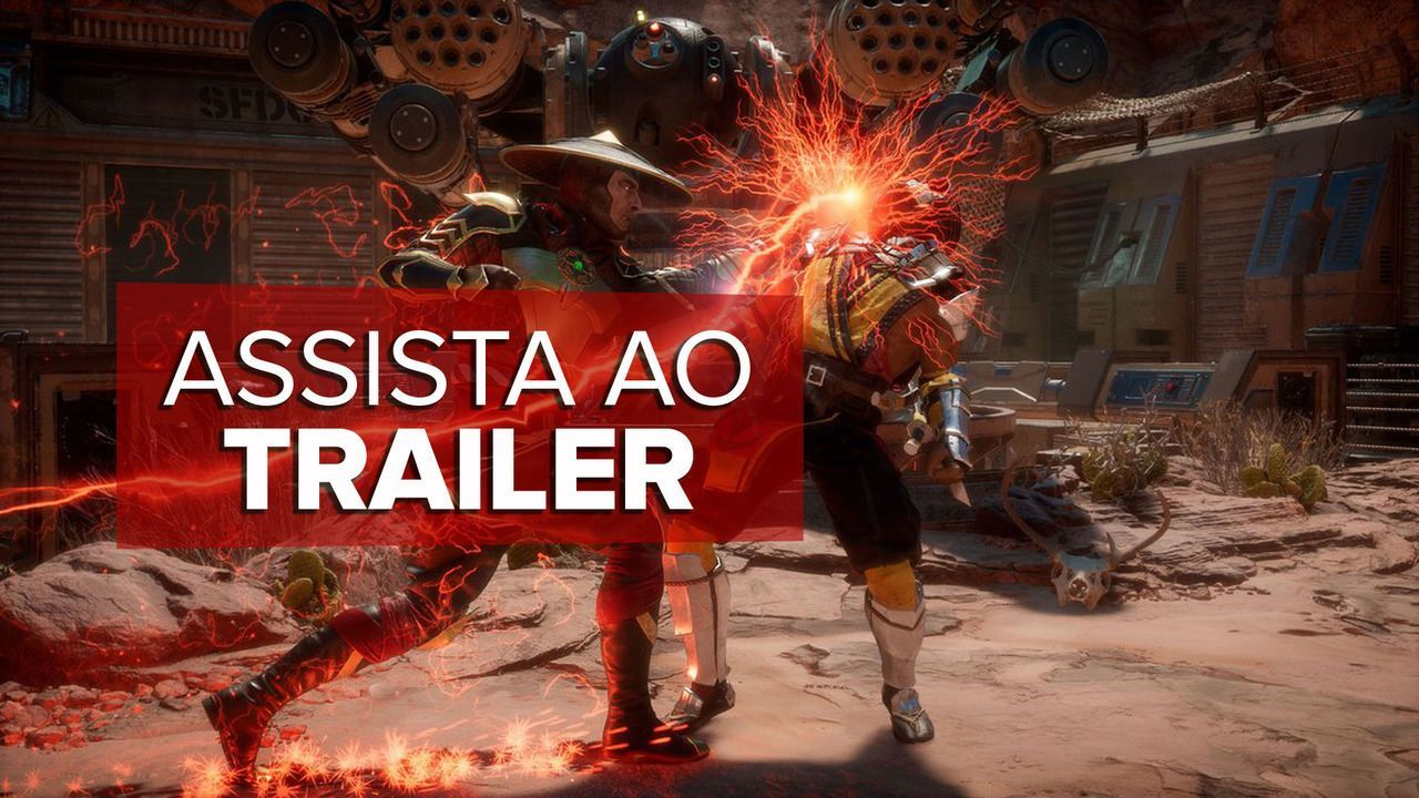 'Mortal Kombat 11': Assista ao trailer