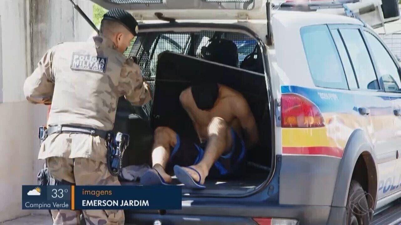 Gaeco e PM fazem operação contra associação criminosa do tráfico de drogas em Uberlândia