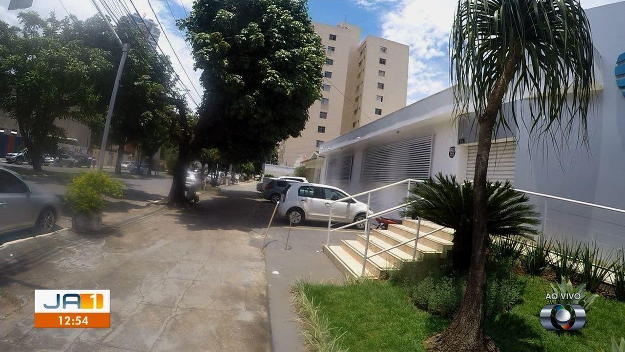 Escola de odontologia tem vazamento de gás tóxico em Goiânia, dizem bombeiros