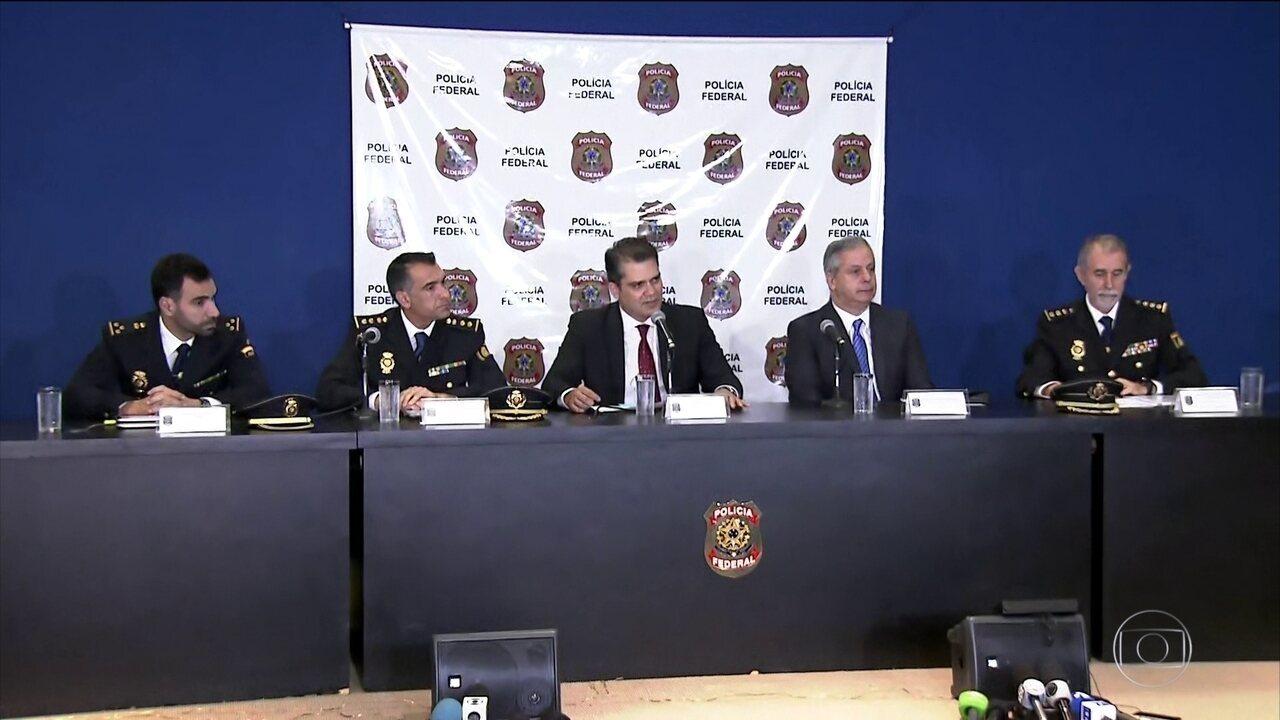 PF de São Paulo prende espanhol condenado por atentado