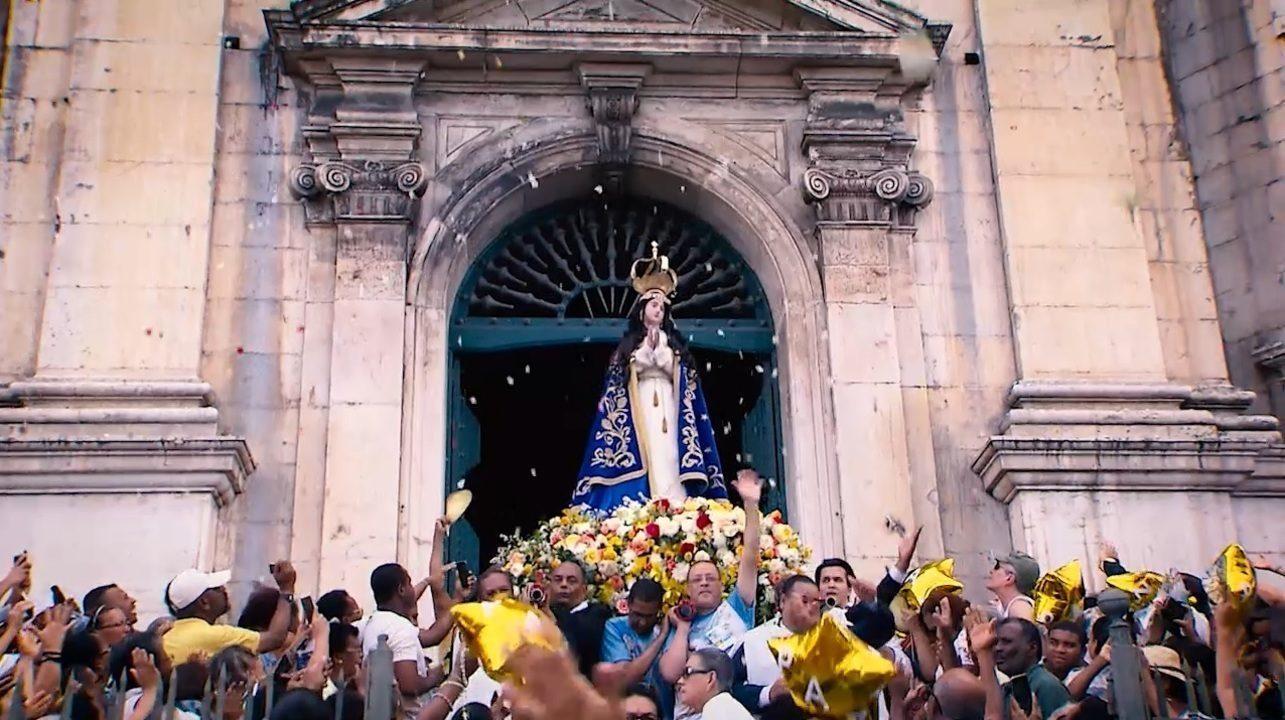 Programa se despede com imagens da festa da Conceição da Praia ao som de Alpha Blondy