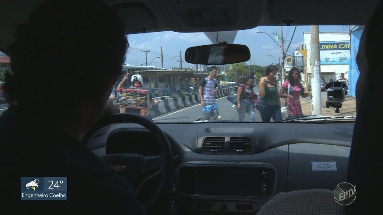 Atropelamentos aumentam em Campinas