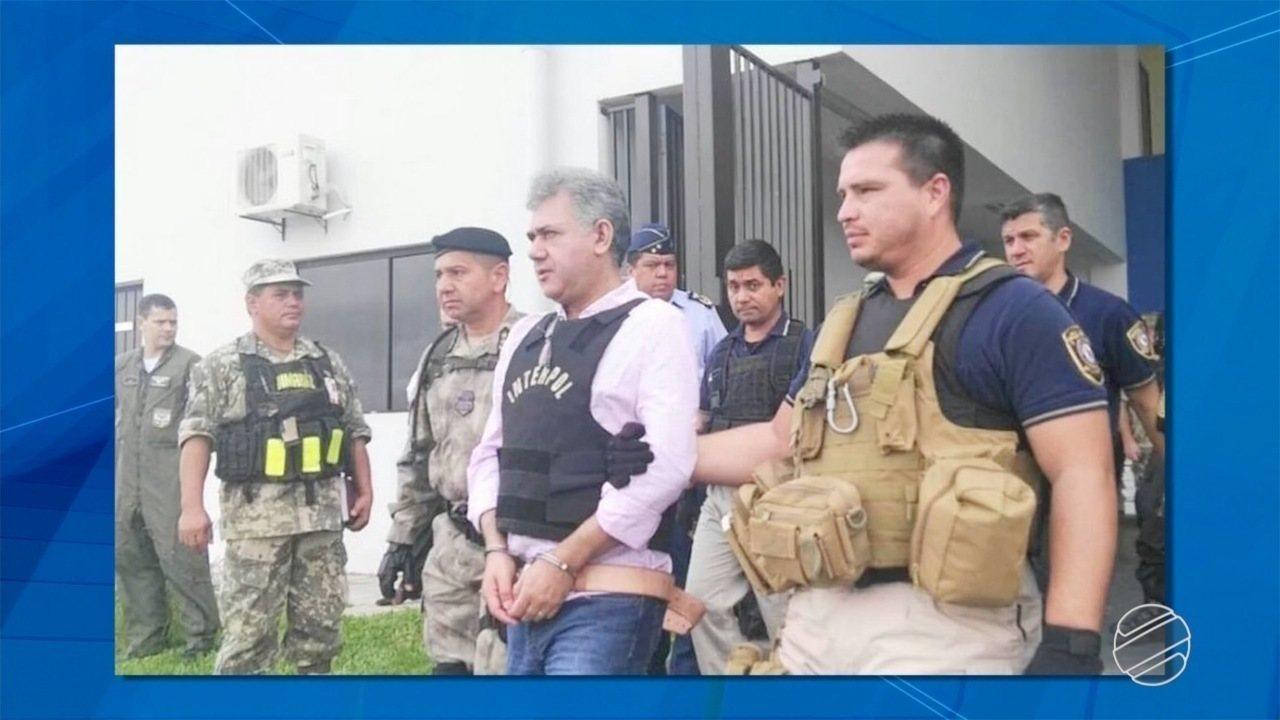 PF prende tio e sobrinho de Jarvis Pavão ao flagrar 'reunião' do crime organizado