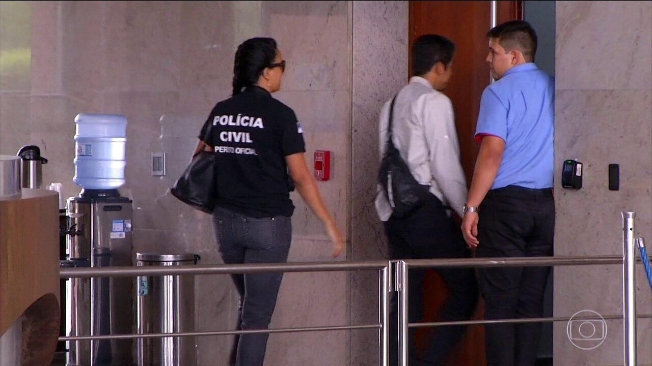 Polícia suspeita de que existam mais de 300 funcionários fantasmas na sede governo de TO