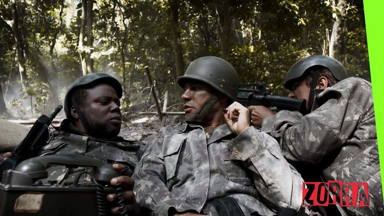 Teile e Zaga no Exército