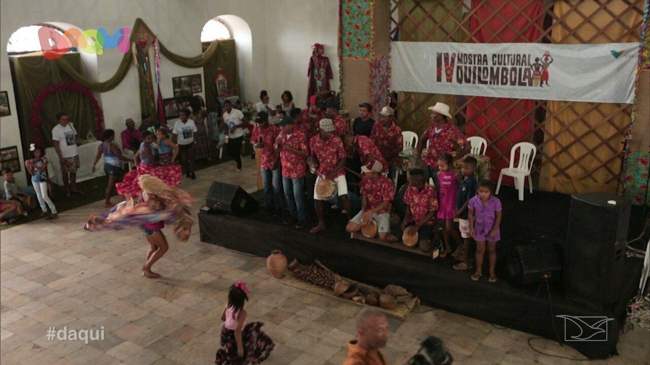 IV Mostra Cultural Quilombola é realizada em São Luís