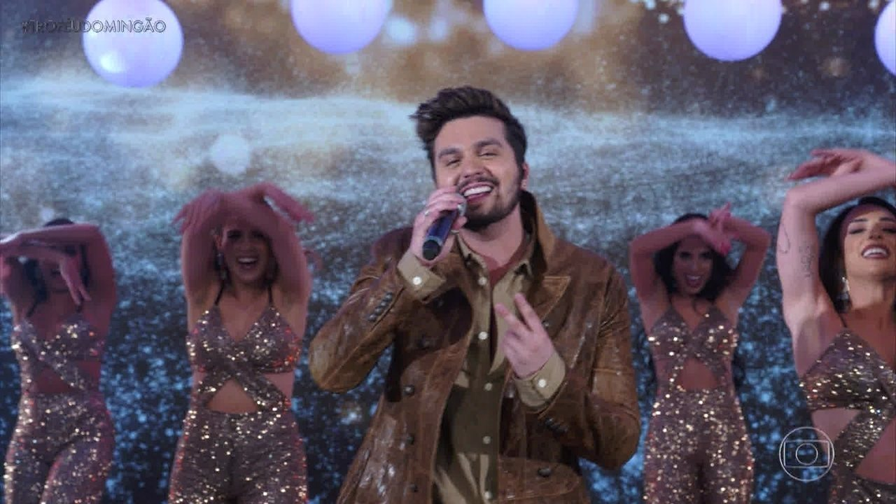 Luan Santana é o grande vencedor em 'Cantor do Ano'