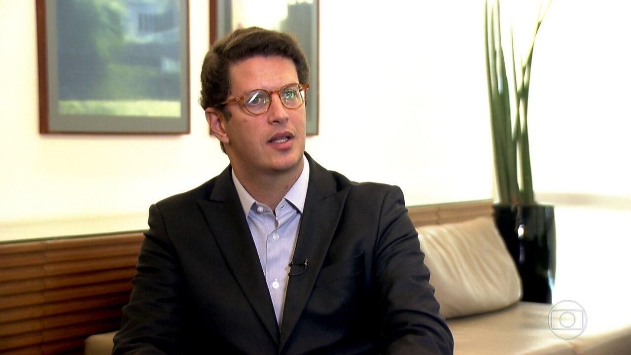 Jair Bolsonaro indica Ricardo Salles para o Ministério do Meio Ambiente