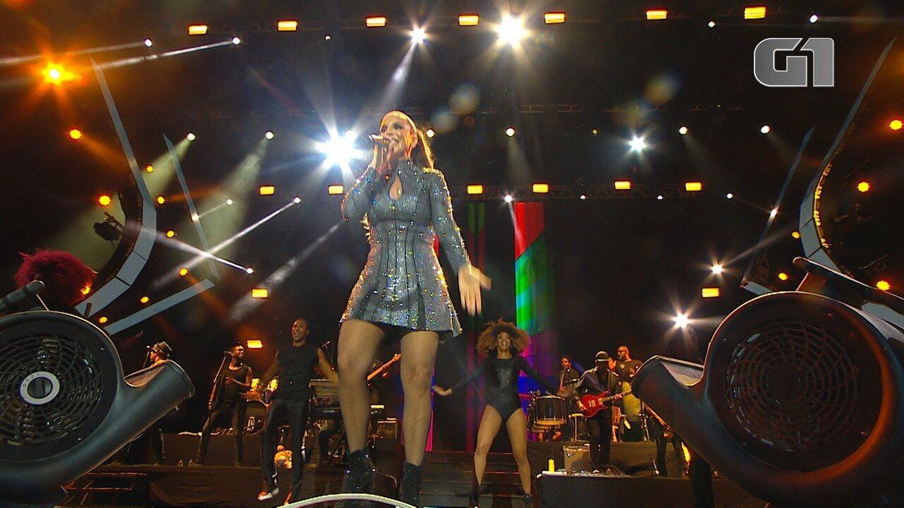 Ivete canta 'Teleguiado' no Festival de Verão