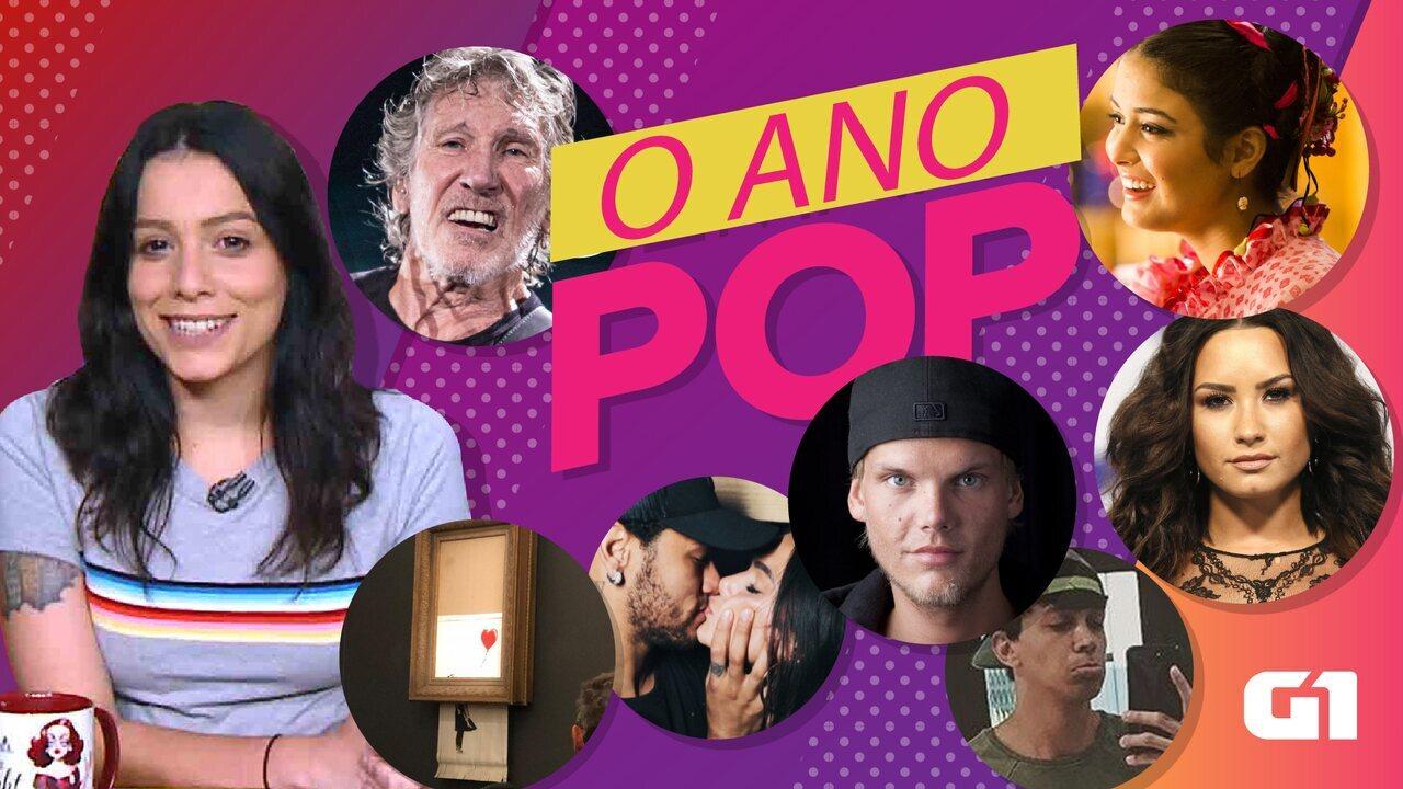 Ano Pop Reviravoltas Do Amor Politica Na Musica Youtubers E
