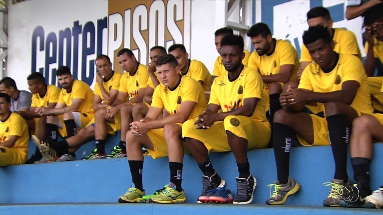 Com nomes conhecidos, Aparecidense já treina para o Campeonato Goiano