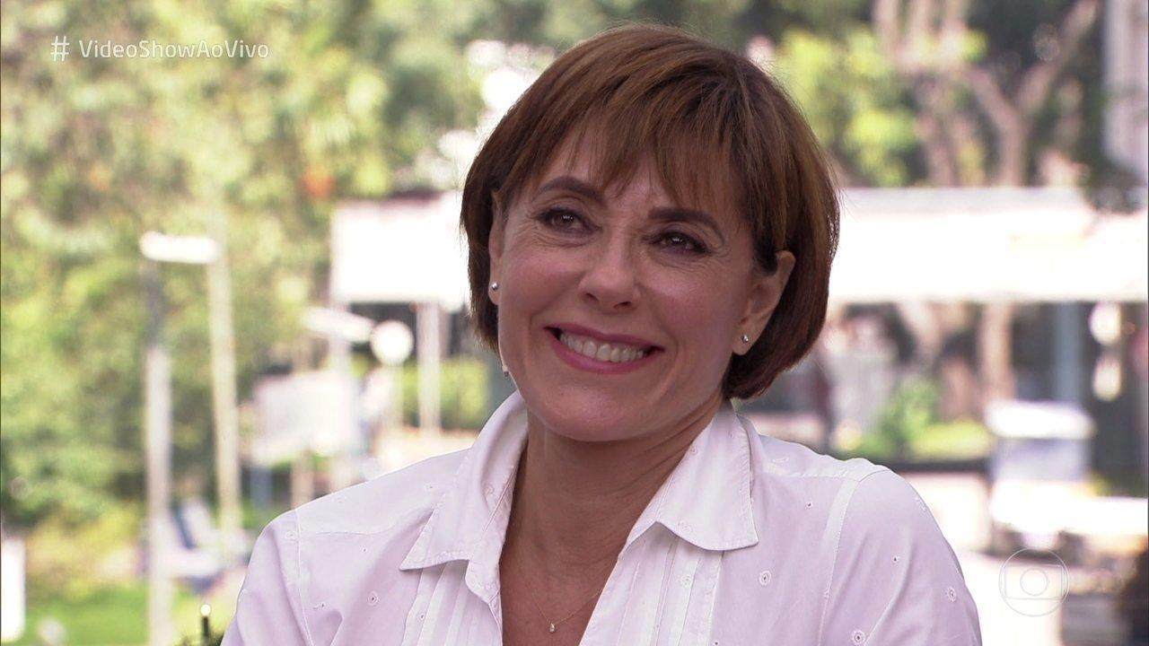 'Meu Vídeo é um Show' com Christiane Torloni