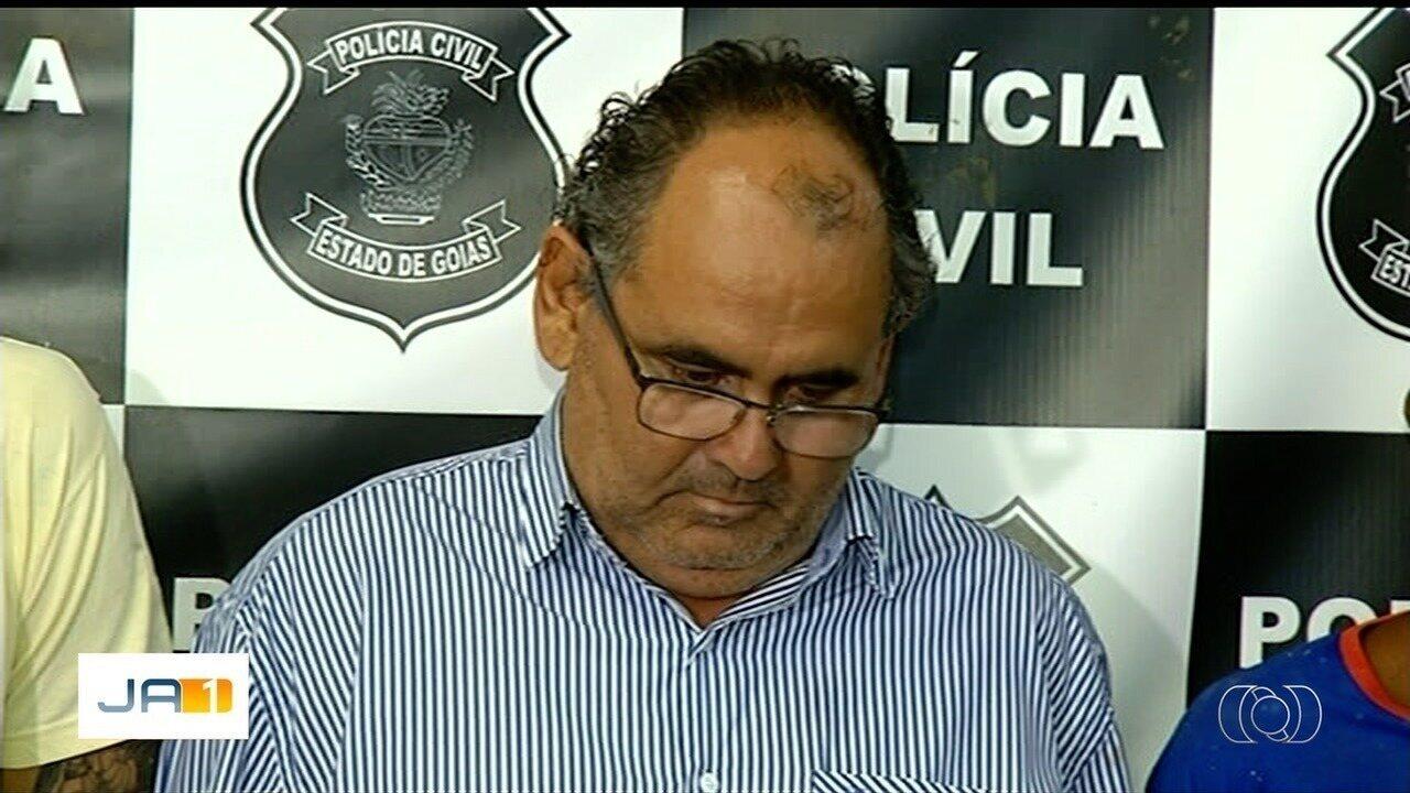 Ex-marido é preso suspeito de encomendar morte de vereadora de Bom Jesus de Goiás