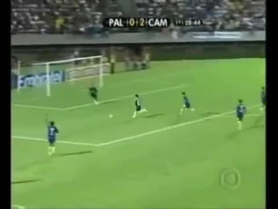 Palmas x Atlético-MG - Copa do Brasil 2008
