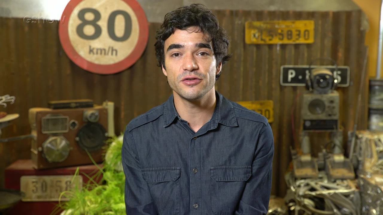Caio Blat fala sobre seu personagem em 'O Natal Perfeito'