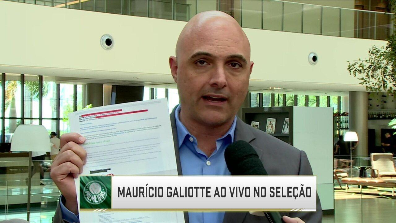 Palmeiras rejeita proposta de patrocínio bilionário por falta de credibilidade: