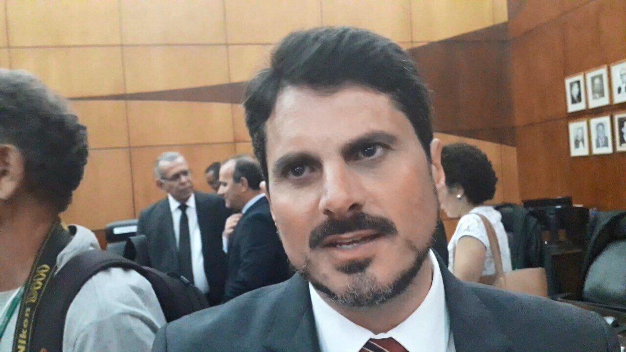 Senador Marcos do Val (PPS) fala sobre criação de grupo para fortalecer área da segurança