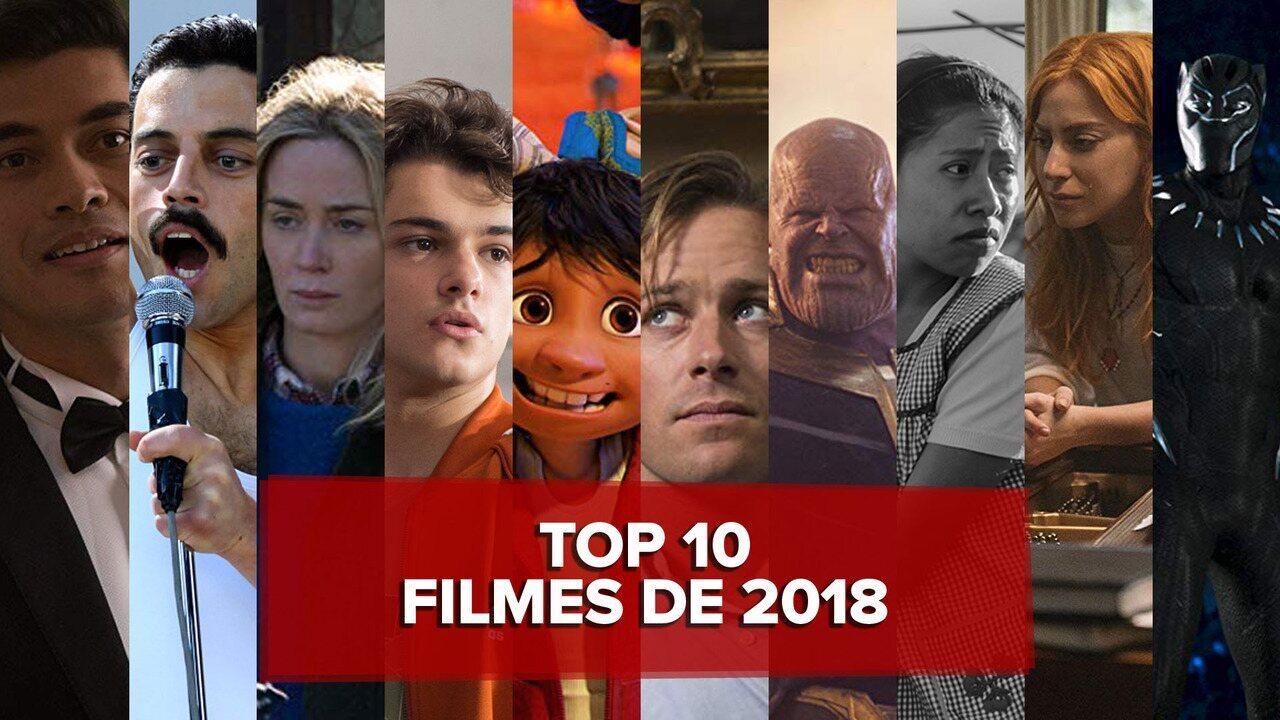 Os dez filmes que marcaram 2018