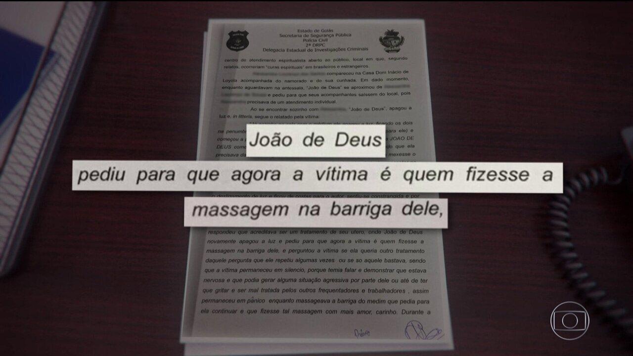 Médium João de Deus é indiciado por violação sexual mediante fraude