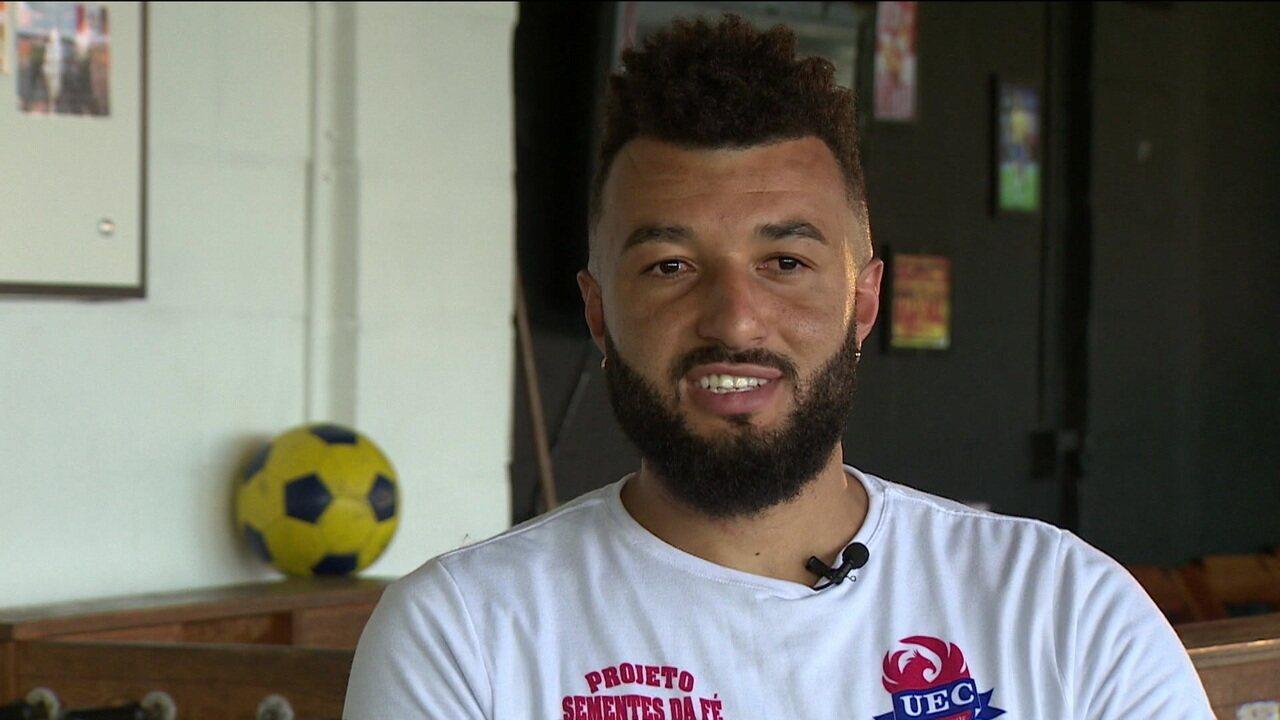 De férias no Brasil, Alex Muralha revela desejo de ficar no Flamengo