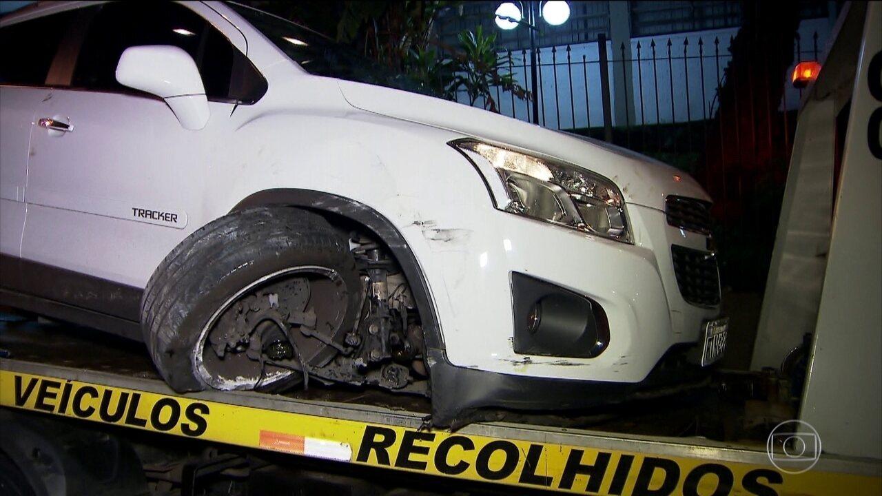 Perseguição policial termina com três mortos em Carapicuíba (SP)