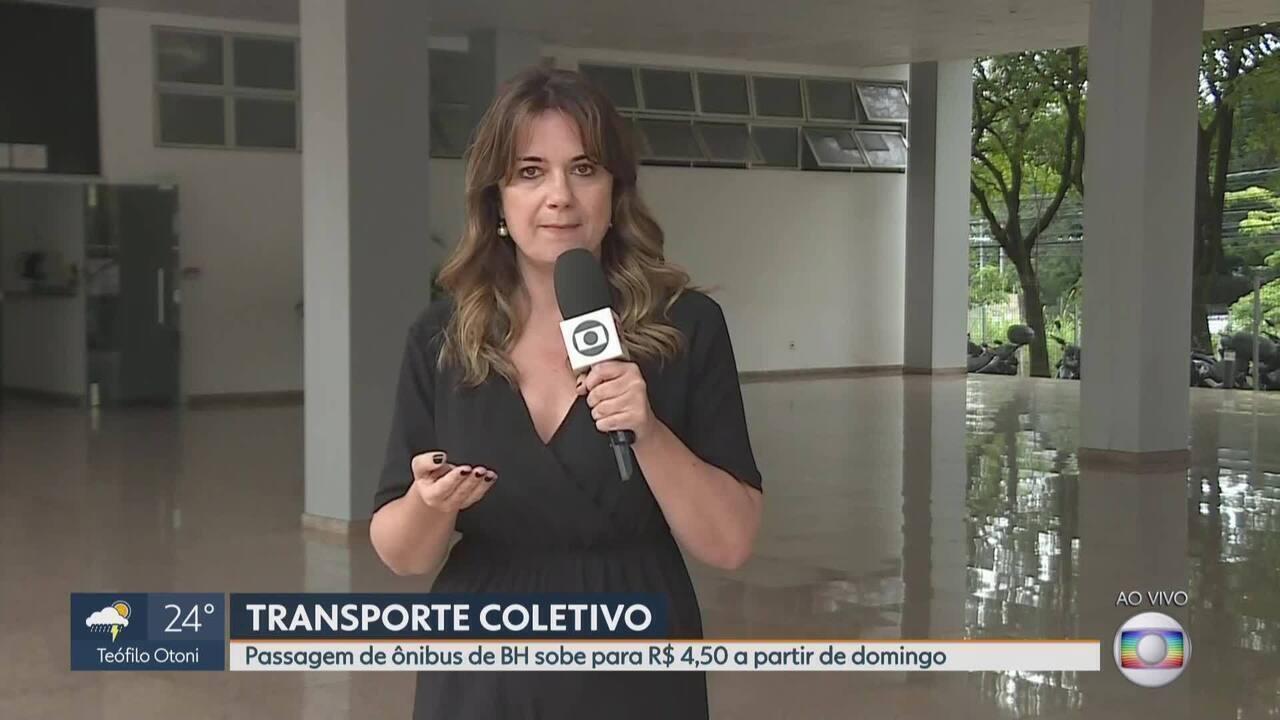 Após acordo, passagem mais usada em Belo Horizonte sobe para R$ 4,50