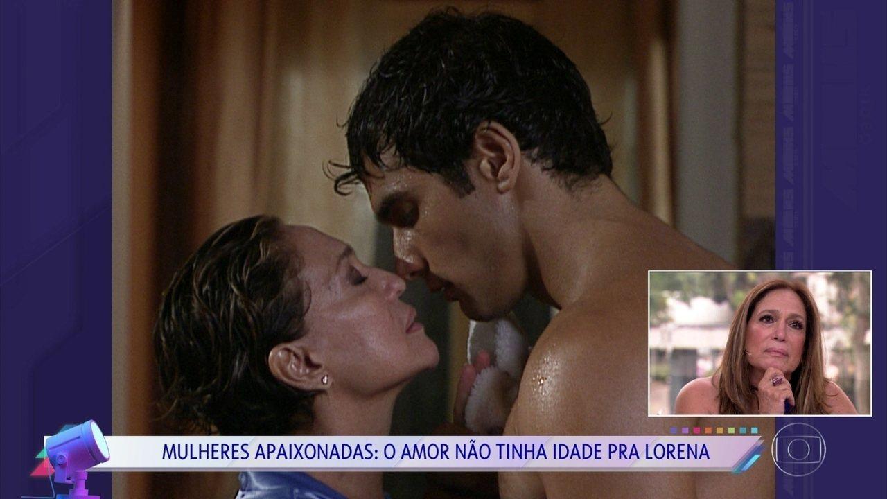 Susana Vieira é homenageada no 'Meu Vídeo É Um Show'