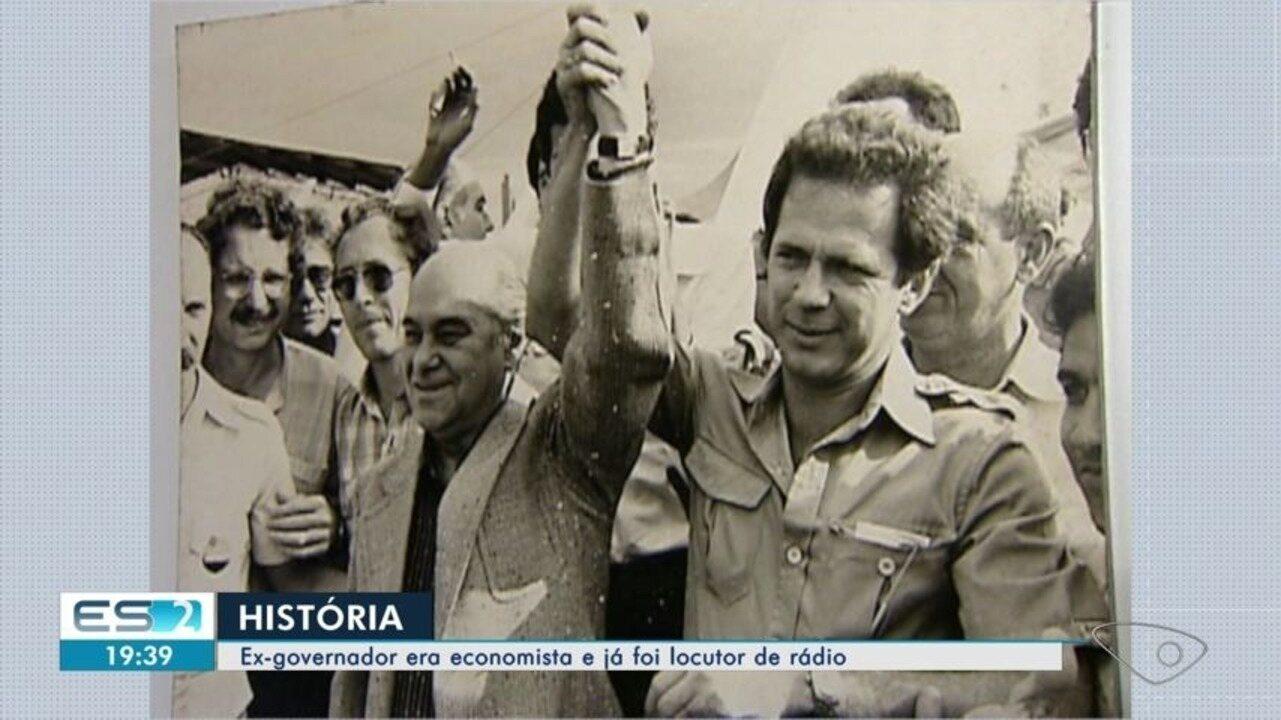 Gerson Camata, ex-governador do Espírito Santo, é morto com um tiro, em Vitória