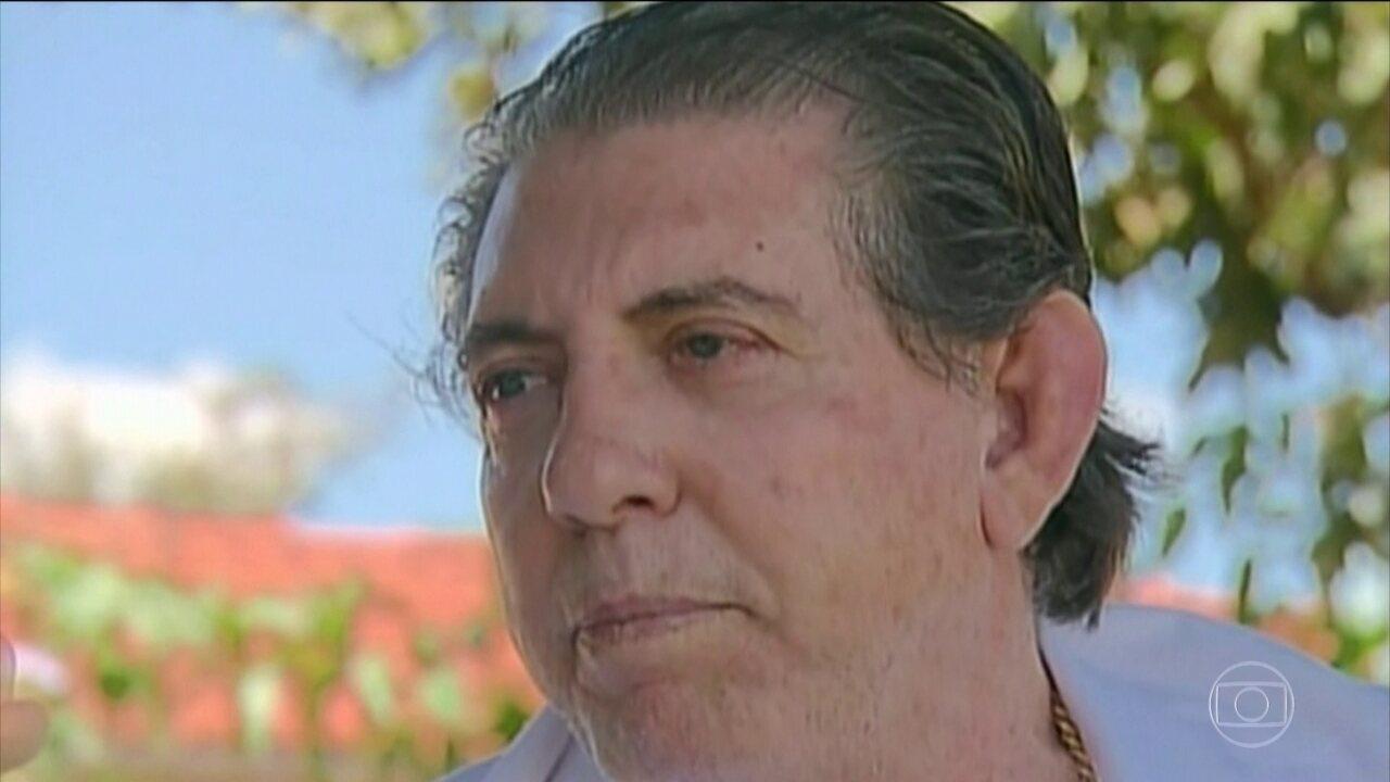 João de Deus presta primeiro depoimento ao Ministério Público de Goiás