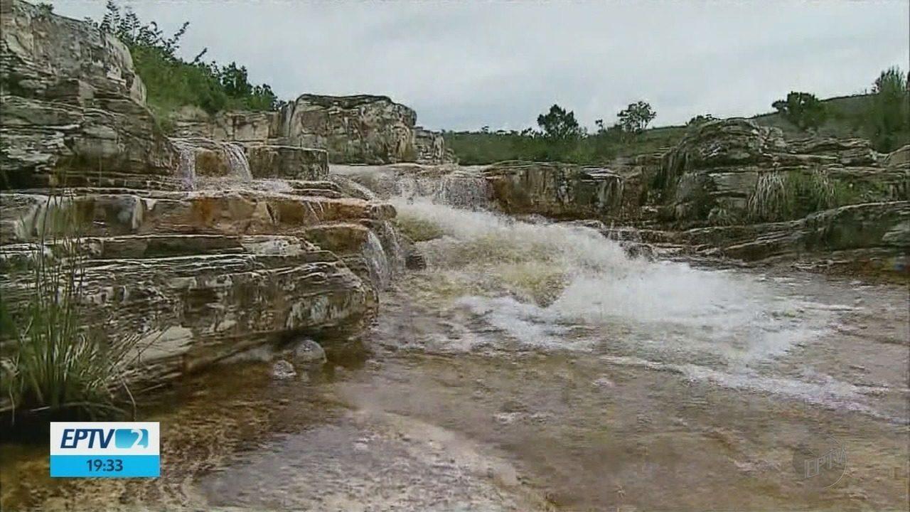 Após tragédia, cuidados são redobrados em cachoeiras de São João Batista do Glória