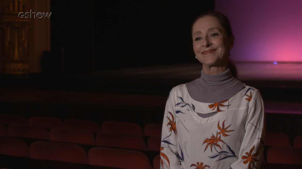 Ana Botafogo explica o 'passar do tempo' na vida de uma bailarina