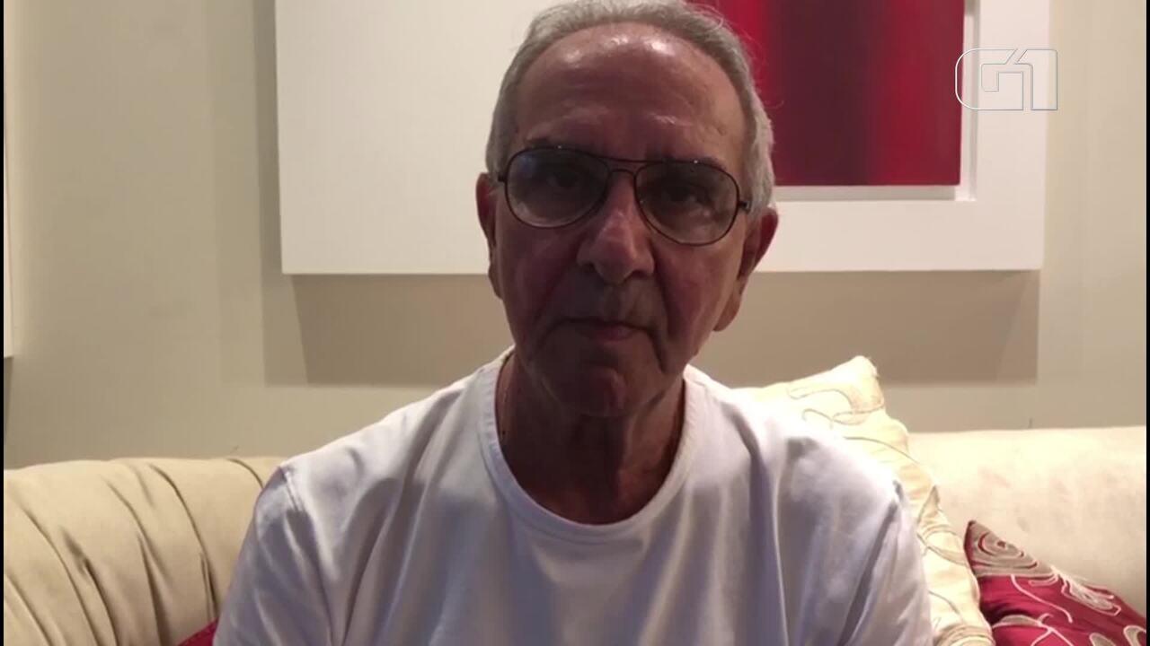 Presidente da Câmara do Rio fala sobre suposta agressão do filho à mulher
