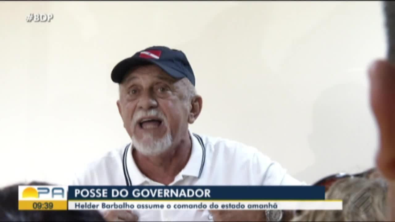 Governador Simão Jatene diz que não participará da entrega de faixa