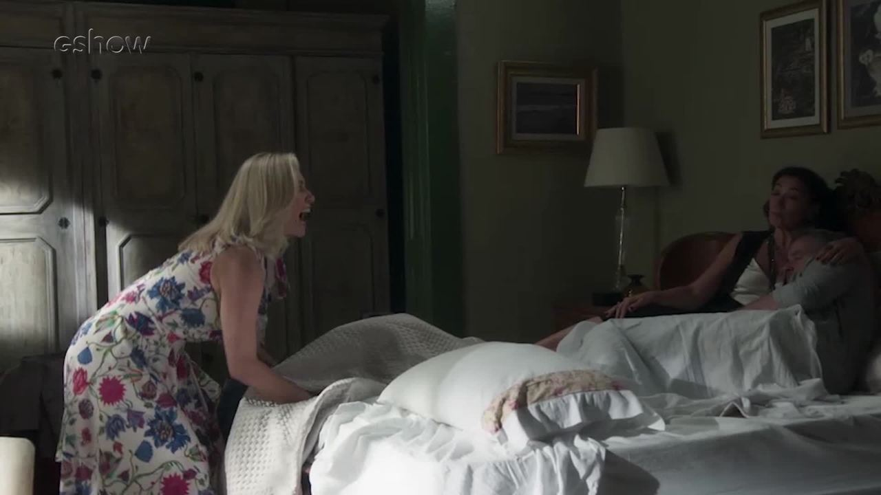 Resumo do dia 02/01 – Valentina beija Eurico e Marilda flagra os dois
