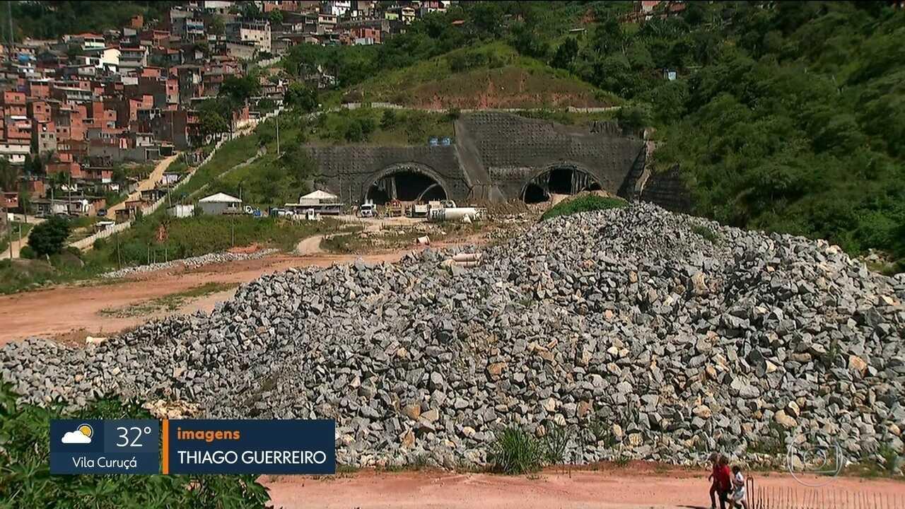 DERSA rompe contrato com empresas e Rodoanel Norte atrasa ainda mais