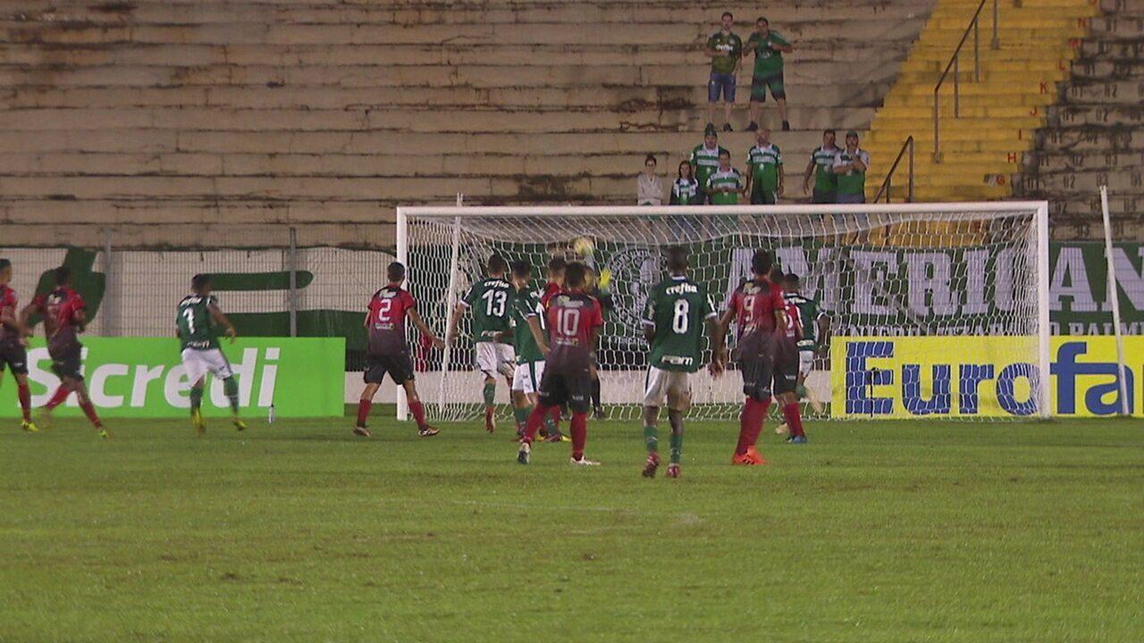 Melhores momentos de Palmeiras 2 x 0 Galvez-AC pela Copa SP de Futebol Júnior