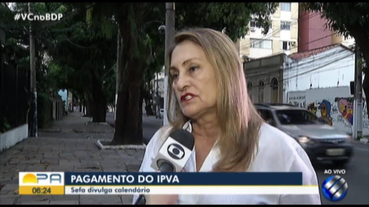 Veja o calendário de pagamento do IPVA no Pará