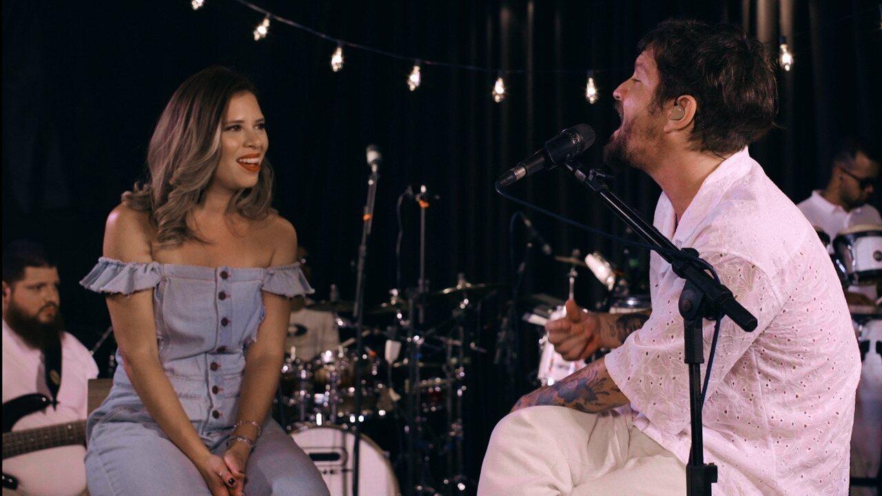 Artista diz que 'Esquadros' é uma das músicas que mais ouviu na vida e interpreta canção