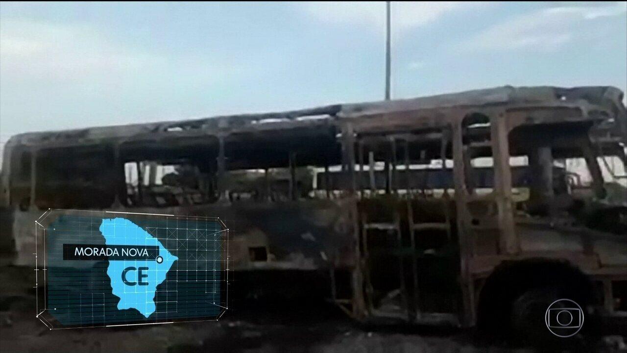 Governo federal autoriza envio da Força Nacional para o Ceará