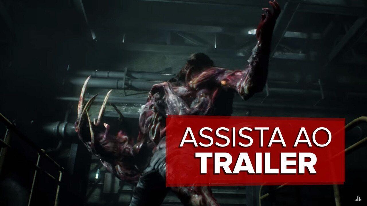 Veja o trailer de 'Resident Evil 2
