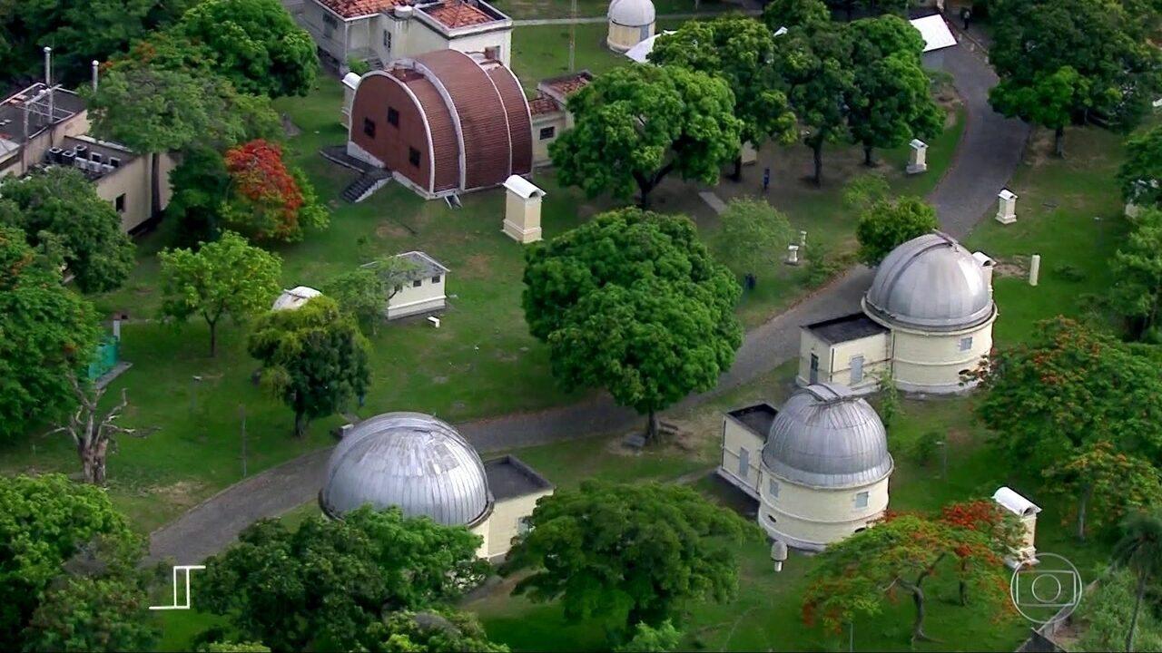 Um Programão no MAST - Museu de Astronomia e Ciências Afins, em São Cristóvão