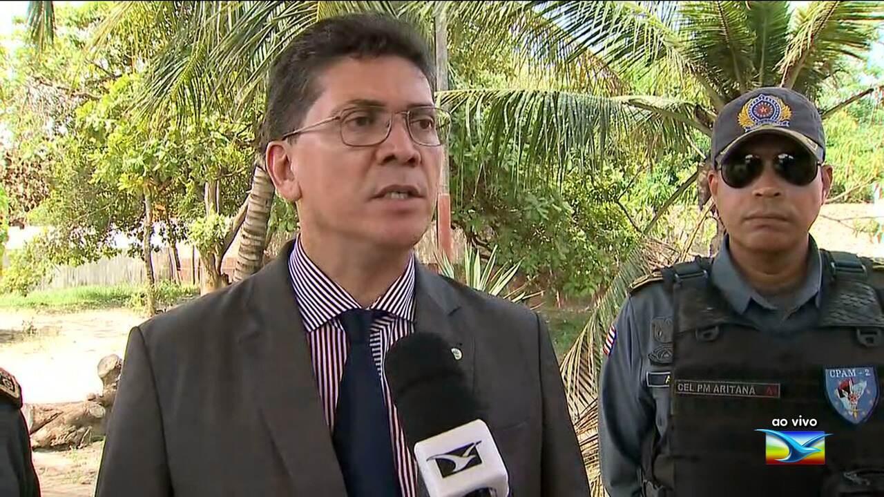 Polícia inicia depoimentos de suspeitos envolvidos de em triplo homicídio em São Luís