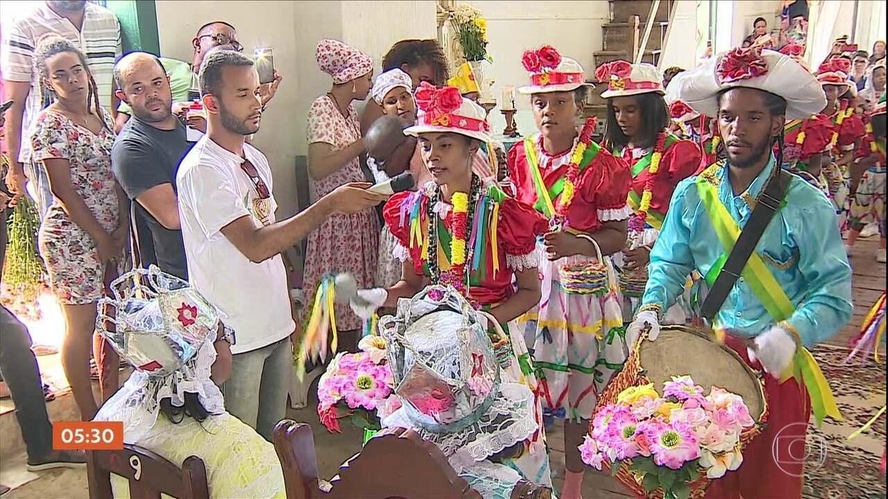 Encontro cultural marca o Dia de Reis em Laranjeiras (SE)