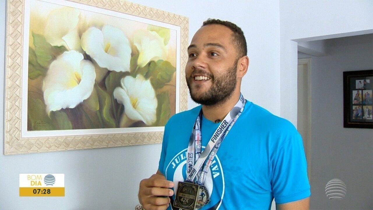 Assista à reportagem com André Wilson Morais Azevedo, exibida pelo Bom Dia Fronteria desta segunda-feira (7)
