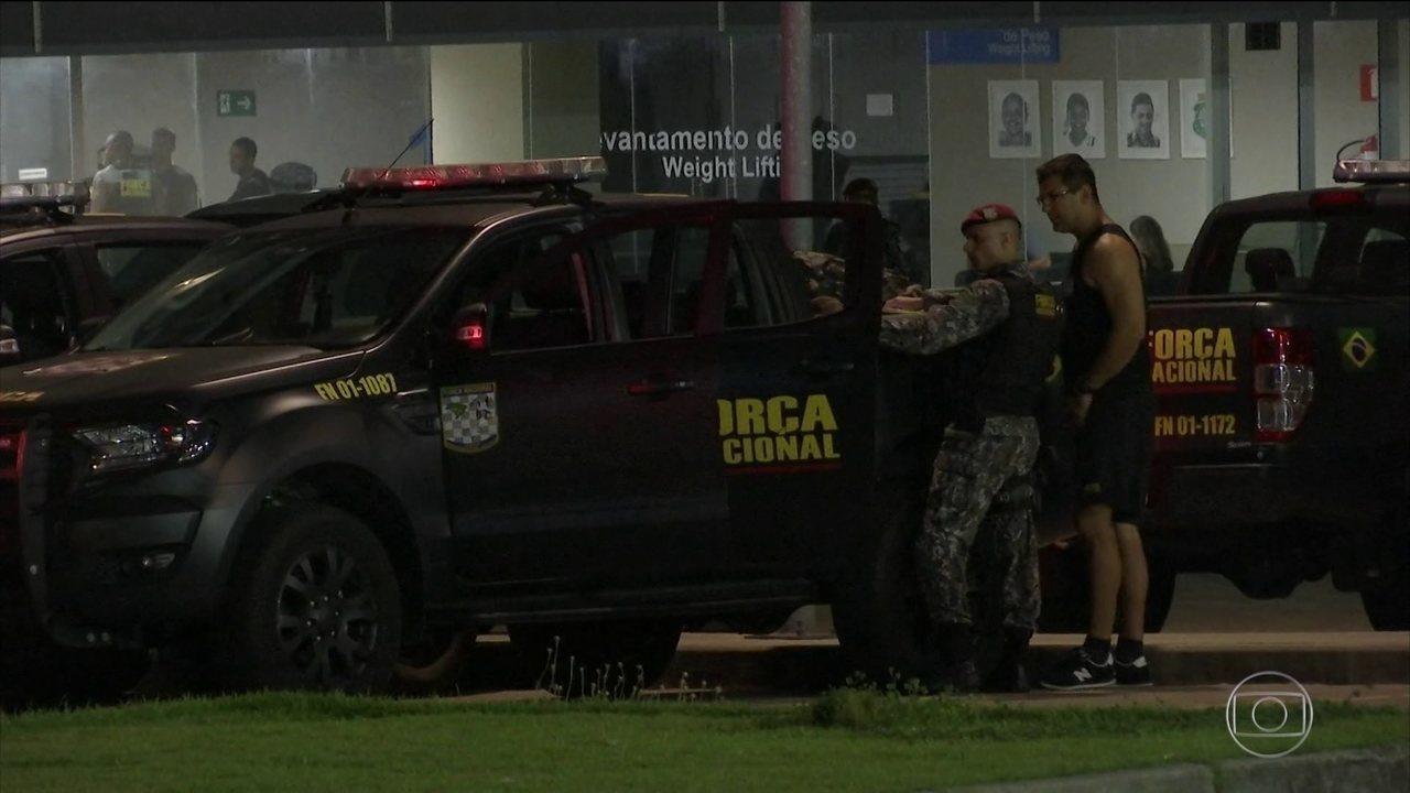 Estado do Ceará vai receber mais reforços da Força Nacional de Segurança
