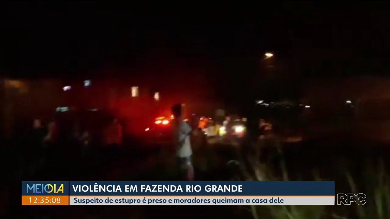Violência em Fazenda Rio Grande