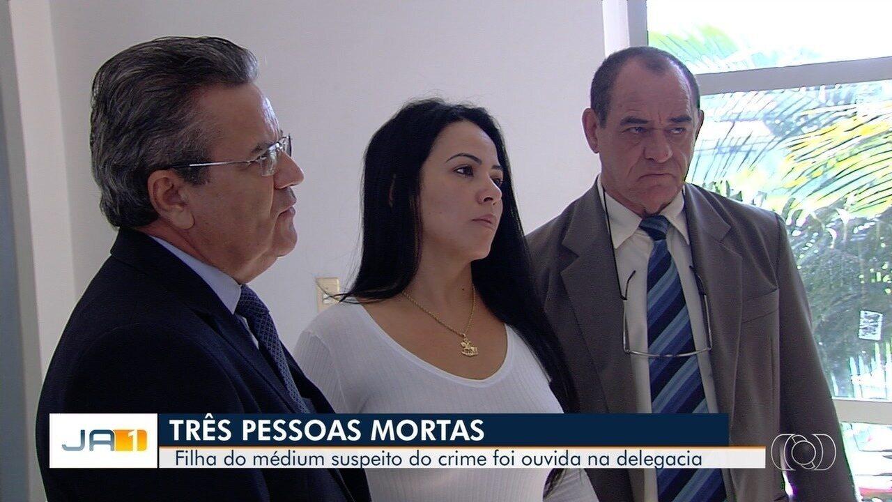 Filha do médium investigado por mortes após cirurgias espirituais diz que pai é inocente