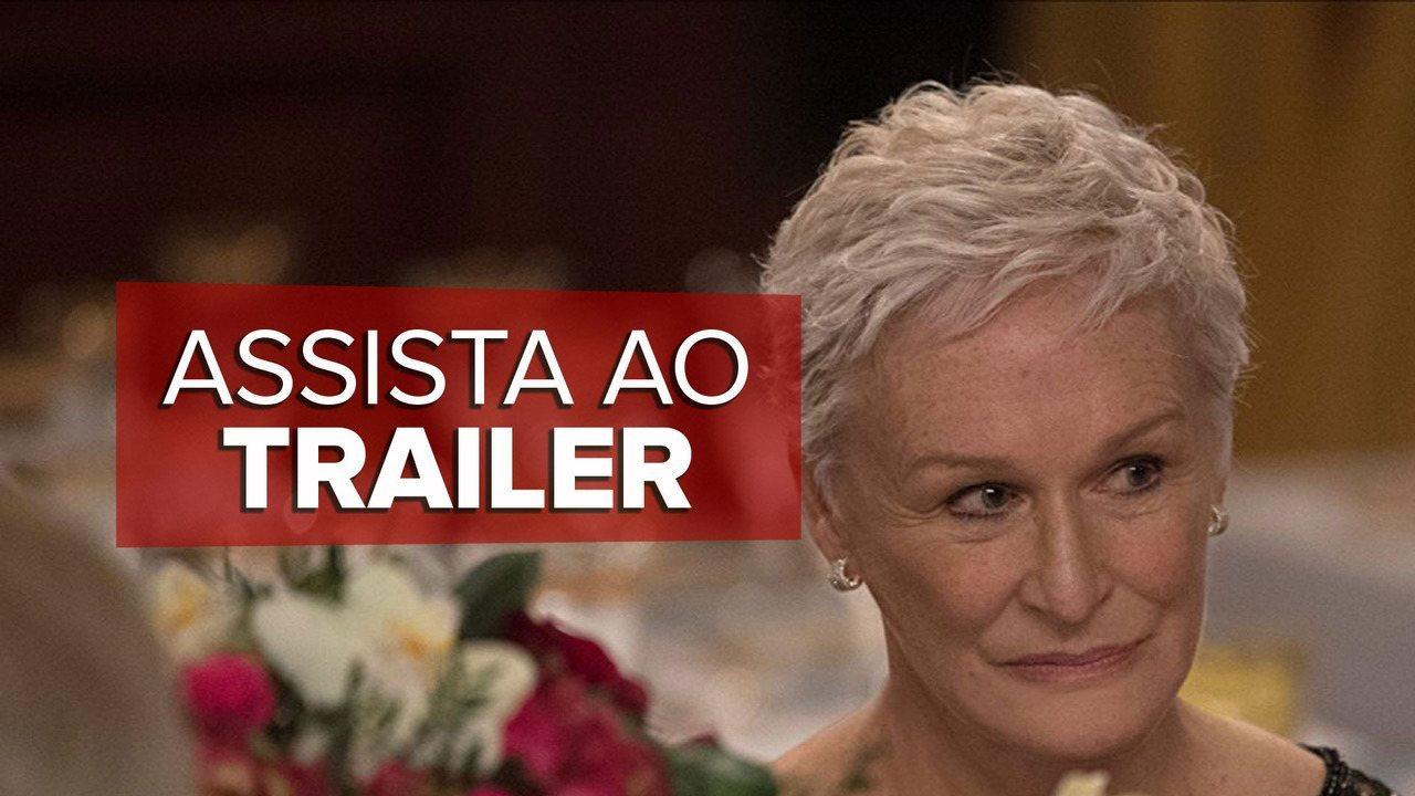 'A esposa': Assista ao trailer