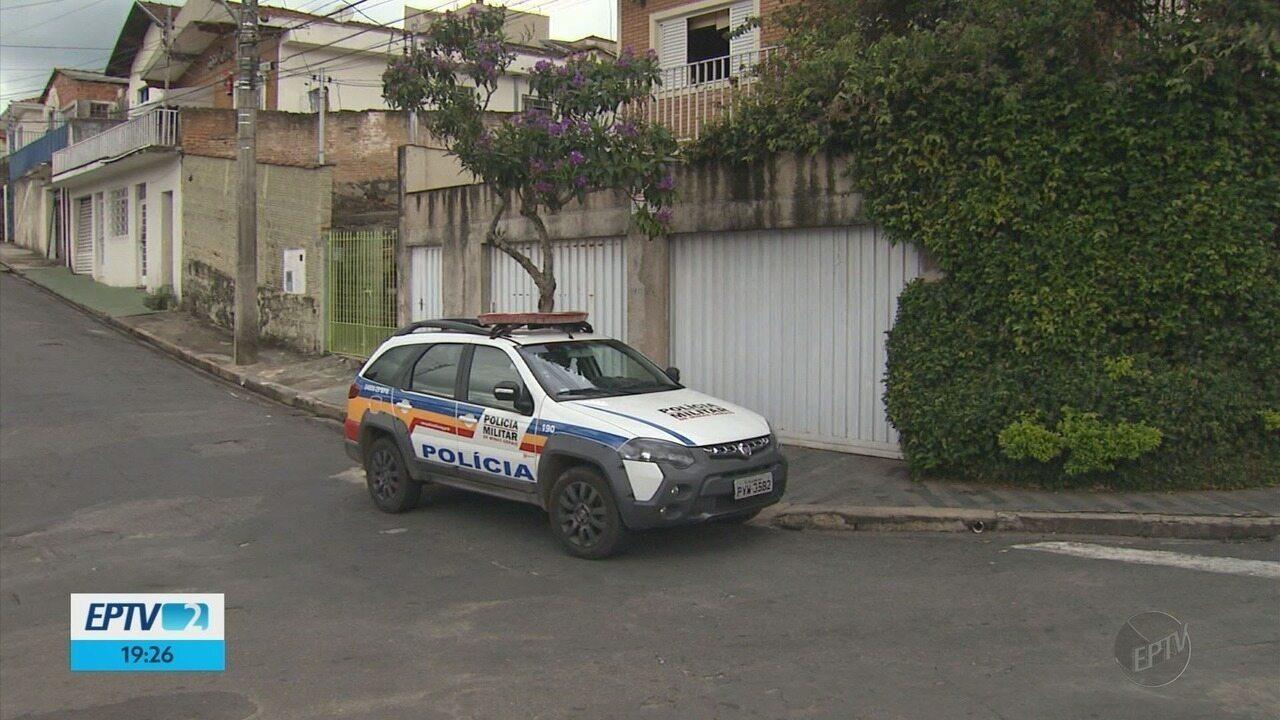 Polícia Civil investiga explosão de bomba caseira em frente à casa de vereador em Poços